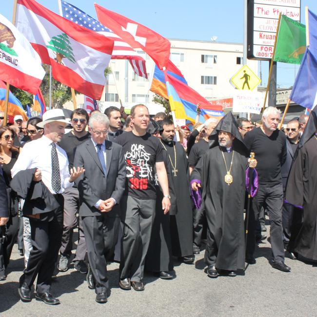 Diaspora & Armenian Issues