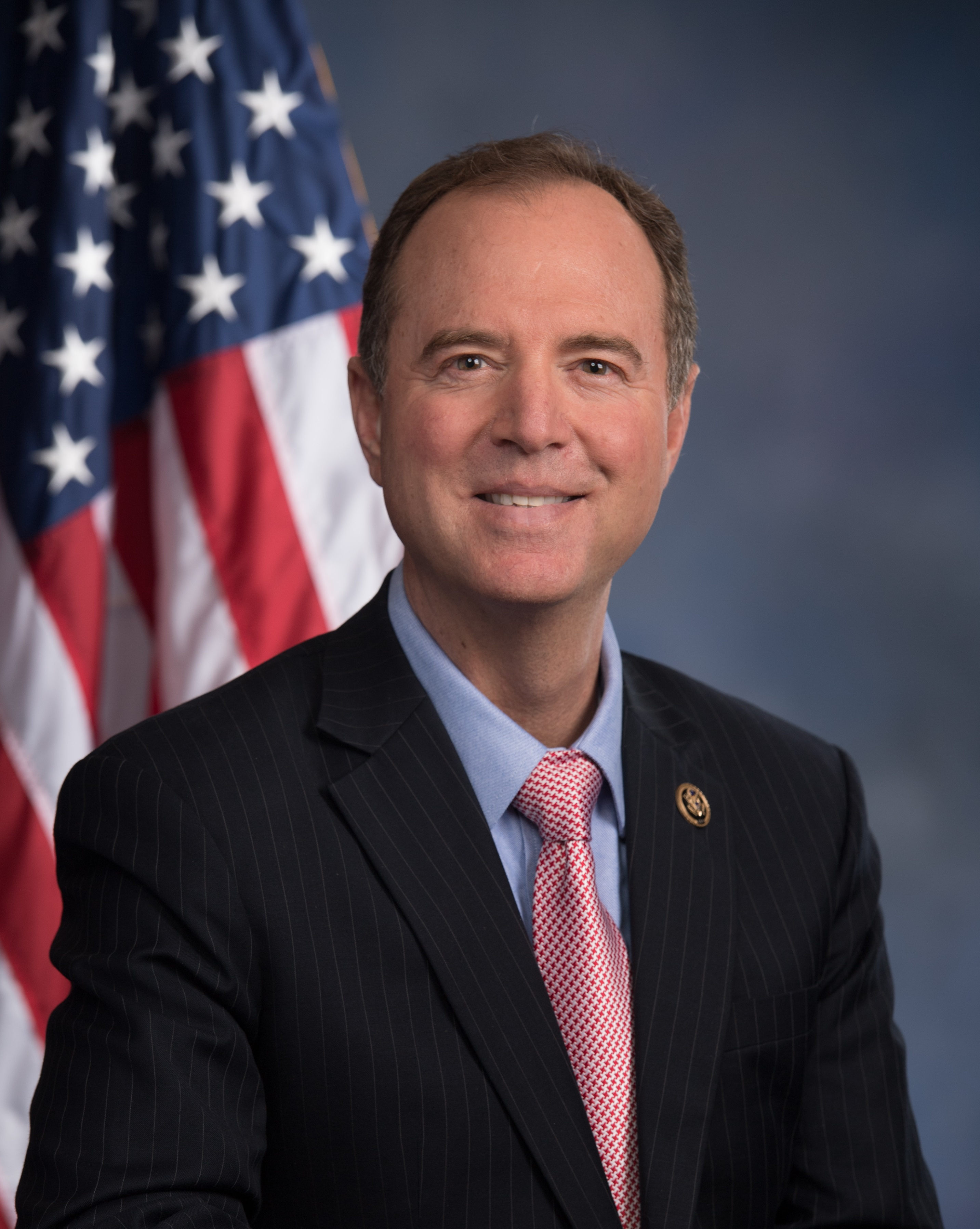 Rep. Adam Schiff Headshot